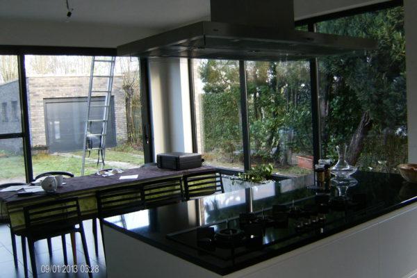 13 - keuken geplaatst