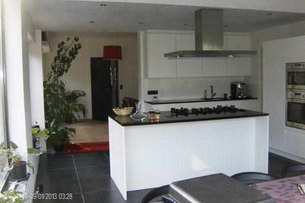 14 - keuken geplaatst