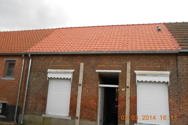 14. Nieuw dak